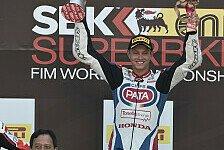 Bikes - Jacobsen holt bestes Ergebnis, Marino ist etwas entt�uscht: Van der Mark: Ich kann es gerade nicht glauben