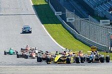 ADAC Formel Masters - Renn-Lady Kamper punktet!: Zweiter Sieg: Jensen ist Halbzeit-Meister