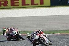 Superbike - Ein schwieriger Tag: Ducati fehlt der Grip