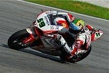 Superbike - EVO: Canepa fährt in die Top-10