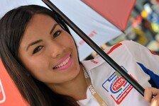Superbike - Bilder: Malaysia - Grid Girls Sepang