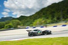 ADAC GT Masters - Platz drei verteidigt: Schubert bezwingt Angststrecke