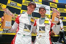 ADAC GT Masters - Traumhaftes Ergebnis: Prosperia C. Abt Racing unerwartet stark