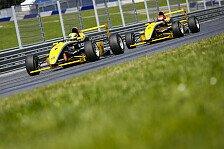 ADAC Formel Masters - Doppelter Spitzenreiter: Neuhauser: Mega-Auftritt am Red Bull Ring
