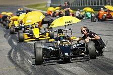 ADAC Formel Masters - Gro�es Interesse an Lokalmatadorin Corinna Kamper: Fahrerlagergeschichten vom Red Bull Ring
