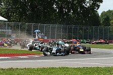 Formel 1 - Unwort: Dominanz: Fehlende Show? Das sagen die Fahrer