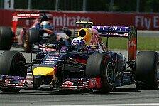 Formel 1 - Technische Probleme bei den Silberpfeilen: Kanada GP: Ricciardo beendet Mercedes-Dominanz