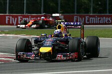 Formel 1 - Sensation! Ricciardo siegt in Kanada: Der Formel-1-Tag im Live-Ticker: 08. Juni