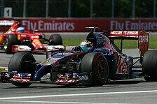 Formel 1 - Defektteufel schl�gt bei Kvyat erneut zu: Vergne: Schwieriges Rennen gut gemanagt