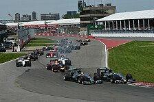 Formel 1 - Zw�lfter Akt im Titelduell: Vorschau: Gro�er Preis von Belgien