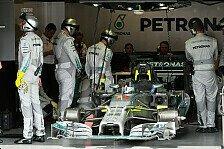 Formel 1 - Warum gingen auch die Bremsen kaputt?: Erkl�rt: Dieser Defekt bremste die Silberpfeile