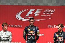 Formel 1 - Ich bin noch etwas geschockt: Kanada GP: Die Stimmen nach dem Rennen