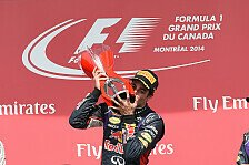 Formel 1 - Ricciardo mit erstem Karriere-Sieg: Kanada GP: Team f�r Team