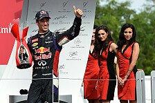 Formel 1 - Ein abgebr�hter Jungspund: Kanada GP - Die Fahreranalyse