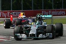 Formel 1 - Schl�gt Mercedes zur�ck?: �sterreich Vorschau: Team f�r Team