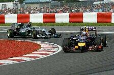Formel 1 - Bilderserie: Kanada GP - Statistiken zum Rennen
