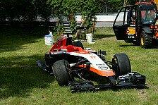 Formel 1 - Das Auto zeigt im Moment eine gute Leistung: Marussia Vorschau: �sterreich GP