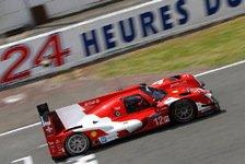 24 h von Le Mans - Rebellion bereit zum Abstauben