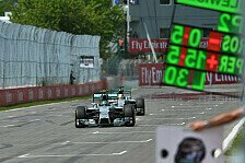 Formel 1 - Herausforderung Luftdruck: Mercedes Vorschau: �sterreich GP
