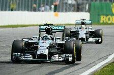Formel 1 - Neuer K�hler auch in �sterreich im Auto: Wolff: Haben Temperaturen falsch eingesch�tzt