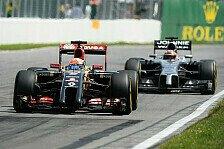 Formel 1 - Neue Aeroteile: Lotus Vorschau: �sterreich GP