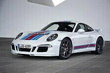 Auto - Limitierter Elfer zum Comeback: Porsche 911 im Le-Mans-Look
