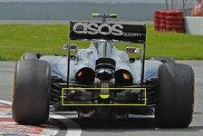 Formel 1 - Bilderserie: Technik-Trends aus Kanada