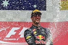 Formel 1 - Video: Kanada: Ricciardos erster GP-Sieg