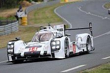 24 h von Le Mans - Erfolgreiches erstes Qualifying f�r den Porsche 919 Hybrid: Porsche okkupiert vorl�ufig Reihe eins