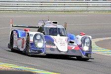 24 h von Le Mans - Arbeitspensum nicht abgespult: Abbr�che beeintr�chtigen Toyota