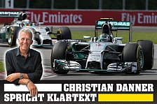 Formel 1 - Rosberg hat Hamilton komplett in die W�ste geschickt: Danner spricht Klartext: Eine Beleidigung