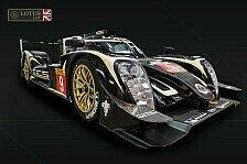 24 h von Le Mans - Kampf den Hybriden: Lotus enth�llt LMP1-Boliden