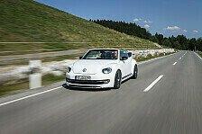 Auto - Ordentlich Luft nach oben : Beetle Cabrio mit bis zu 260 PS