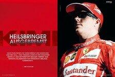 Formel 1 - Wie der Ochs vorm Berg: MSM Editorial: Typisch Kimi