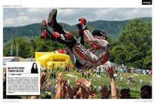 MotoGP - Auf den Spuren von Rossi?: Motorsport-Magazin #37: Die Top-Themen