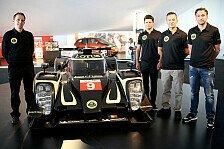 24 h von Le Mans - Präsentation Lotus P1/01