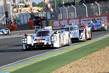 24 h von Le Mans - Video: Porsches Gratulation an Audi