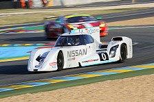 24 h von Le Mans - Strom, der begeistert: Video - ZEOD knackt 300-km/h-Marke rein elektrisch