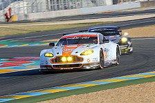 24 h von Le Mans - Bilder: 24 Stunden von Le Mans - Donnerstag