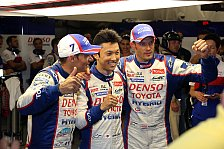 24 h von Le Mans - Banzai-Runde zur Pole: Die LMP1-Stimmen nach dem Qualifying