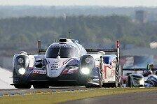 24 h von Le Mans - Ist Porsche zu langsam?: Favoritencheck: Audi ganz nah dran