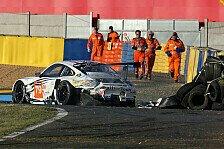 24 h von Le Mans - ProSpeed-Porsche rechtzeitig fertig: Warm-up: Toyota erneut vorne