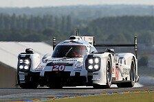 24 h von Le Mans - Viel Spa� mit dem Porsche 919 Hybrid: Webber und die Kunst des Teilens