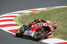 MotoGP - Marquez in Barcelona auch beim Test Schnellster