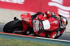 Moto2 - Jonas Folger: Konnte nicht anders ausweichen