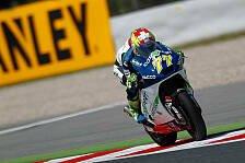 Moto2 - Folger mit Problemen am Sachsenring: Aegerter stark, Cortese st�rzt