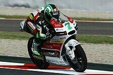 Moto3 - Gegen die tickende Uhr: Elektronikteufel bremst Vazquez