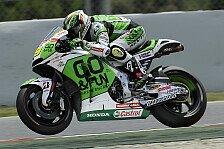 MotoGP - Elektronikdefekt bringt fr�hes Ende: Bautistas Rennen dauert nur drei Runden