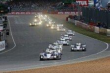 24 h von Le Mans - Der Auftakt an der Sarthe: Ticker-Nachlese: Die erste Halbzeit in Le Mans