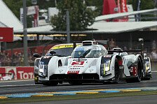 24 h von Le Mans - Video: Der Unfall auf der Hunaudieres-Geraden